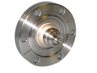 "SMA - Double Ended, Floating Shield Feedthrough on a 2.75"" CF Flange"