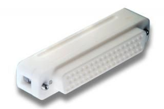 UHV Connector Macor Ceramic- 50D - Female