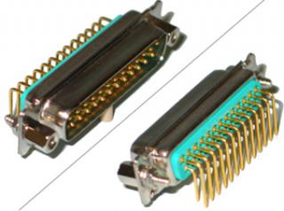 HV PCB Connector - 25 Pin - Male