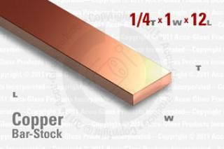 OFE Copper Bar, 0.250