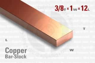 OFE Copper Bar, 0.375