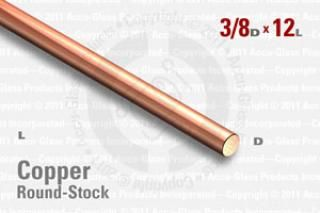 OFE Copper Rod - 0.375