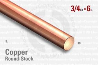 OFE Copper Rod - 0.750