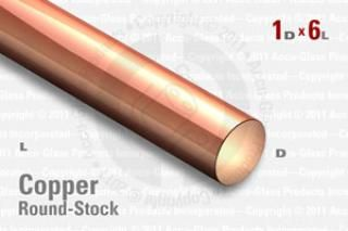 OFE Copper Rod - 1.00
