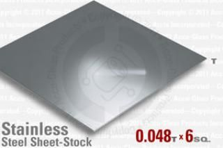 Stainless Steel Sheet, 0.048