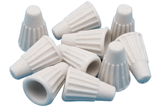 Ceramic Wire Nuts - 12 to 18 AWG