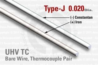 Type-J Thermocouple Pair - 0.020