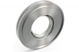 Corning 7056 Glass Viewport - NW63 LF Flange