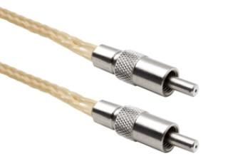 Connector to Connector Cable - 62.5 micron Graded-Index - Fiber Optic