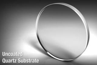 Replacement Quartz Substrate / Coated / 1.19 View Diameter Viewports
