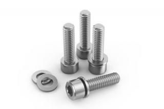 Fastener Kit, Bulkhead-D for Feedthroughs / Flanges