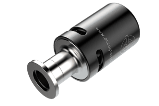 Pressure Relief Valve on ISO NW16 KF Flange