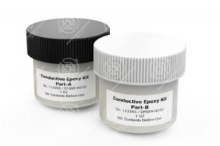 Ultra High Vacuum Conductive Epoxy/ Glue - 150ºC