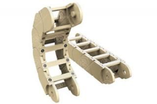 UHV Cable Chain / Track
