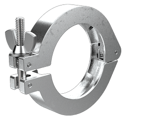 NW50 KF Hinged Clamp