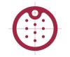 Subminiature-C (Sub-C or Type-C) - Ultrahigh (UHV), High Vacuum (HV), In-Vacuum